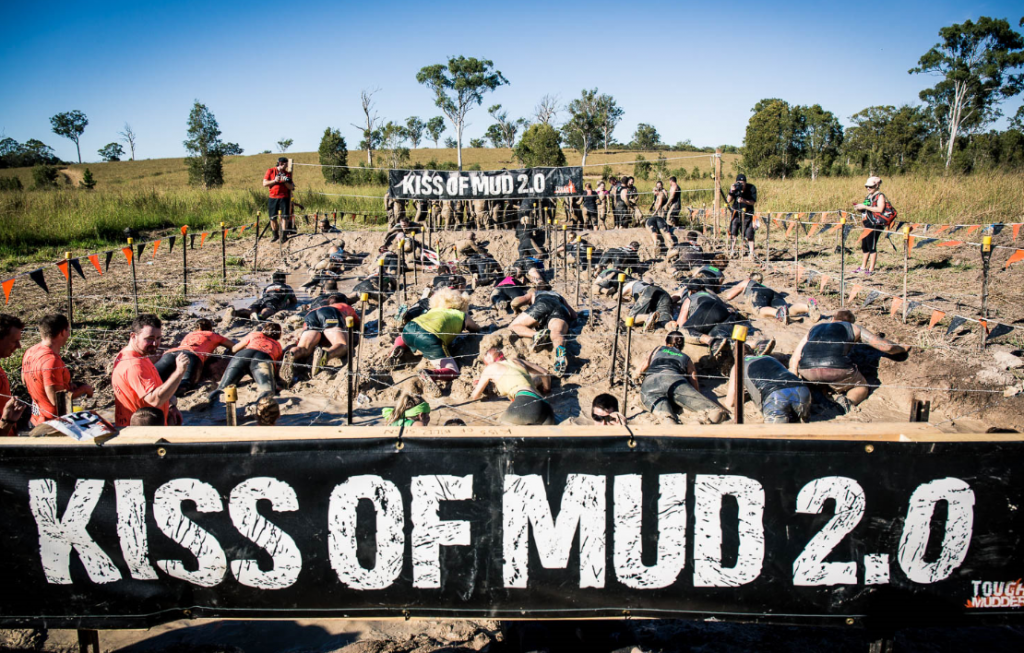 Thousands of Queenslanders got down and dirty at the South East Queensland Tough Mudder event at the Sirromet Winery in Mt Cotton – kicking off the 2016 Tough Mudder season in Australia.