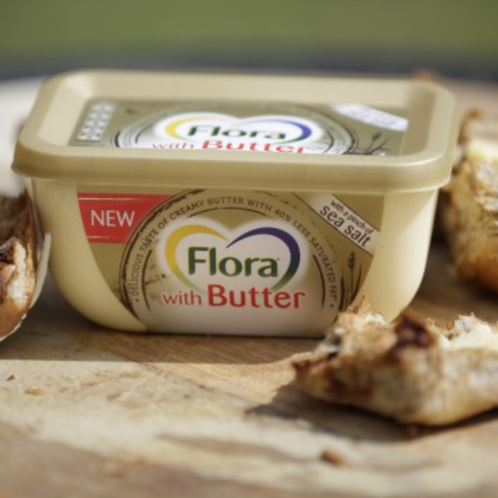 Stay At Home Mum partners with Flora With Butter for branded content